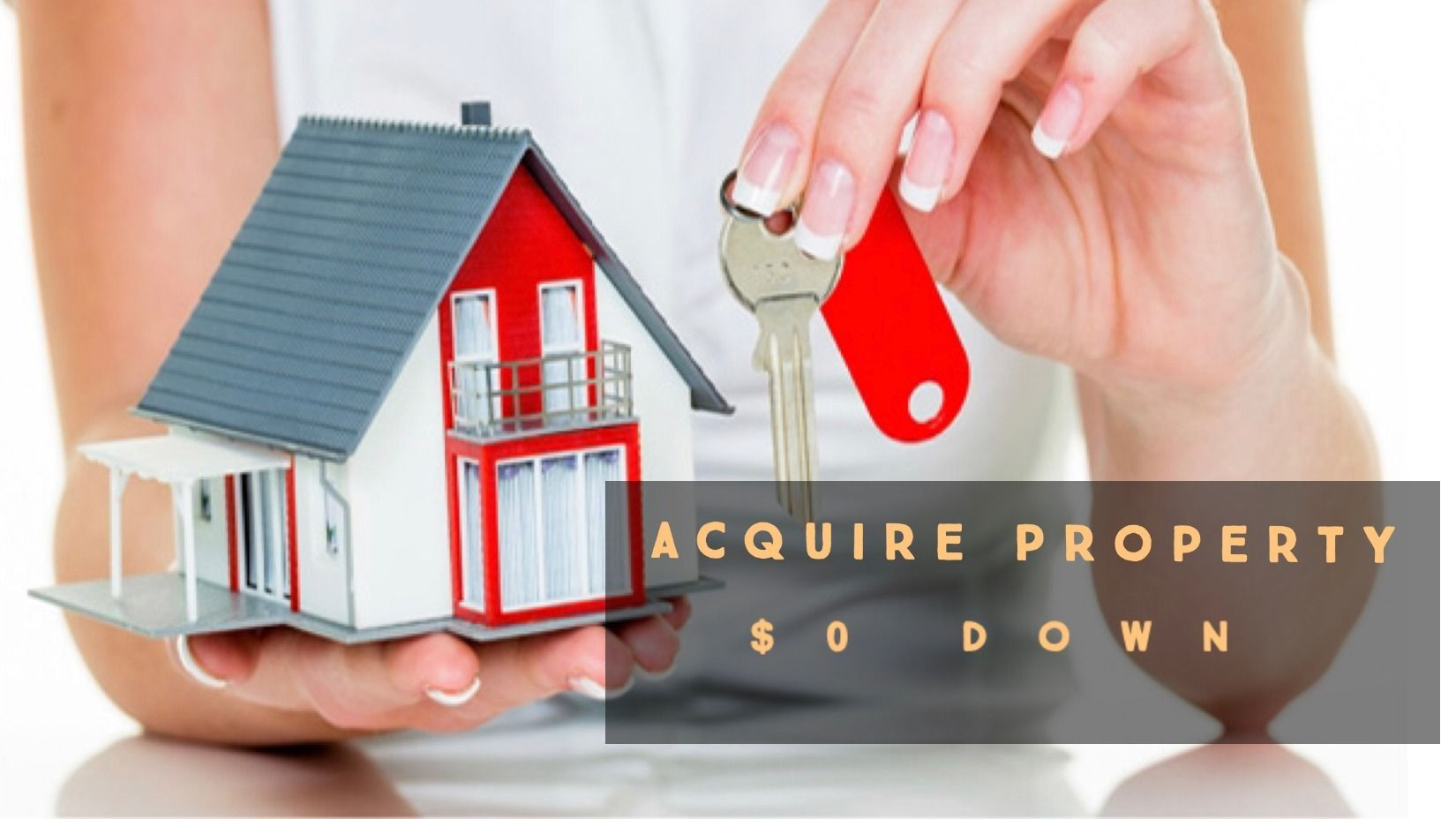 Acquire Property $0 Down