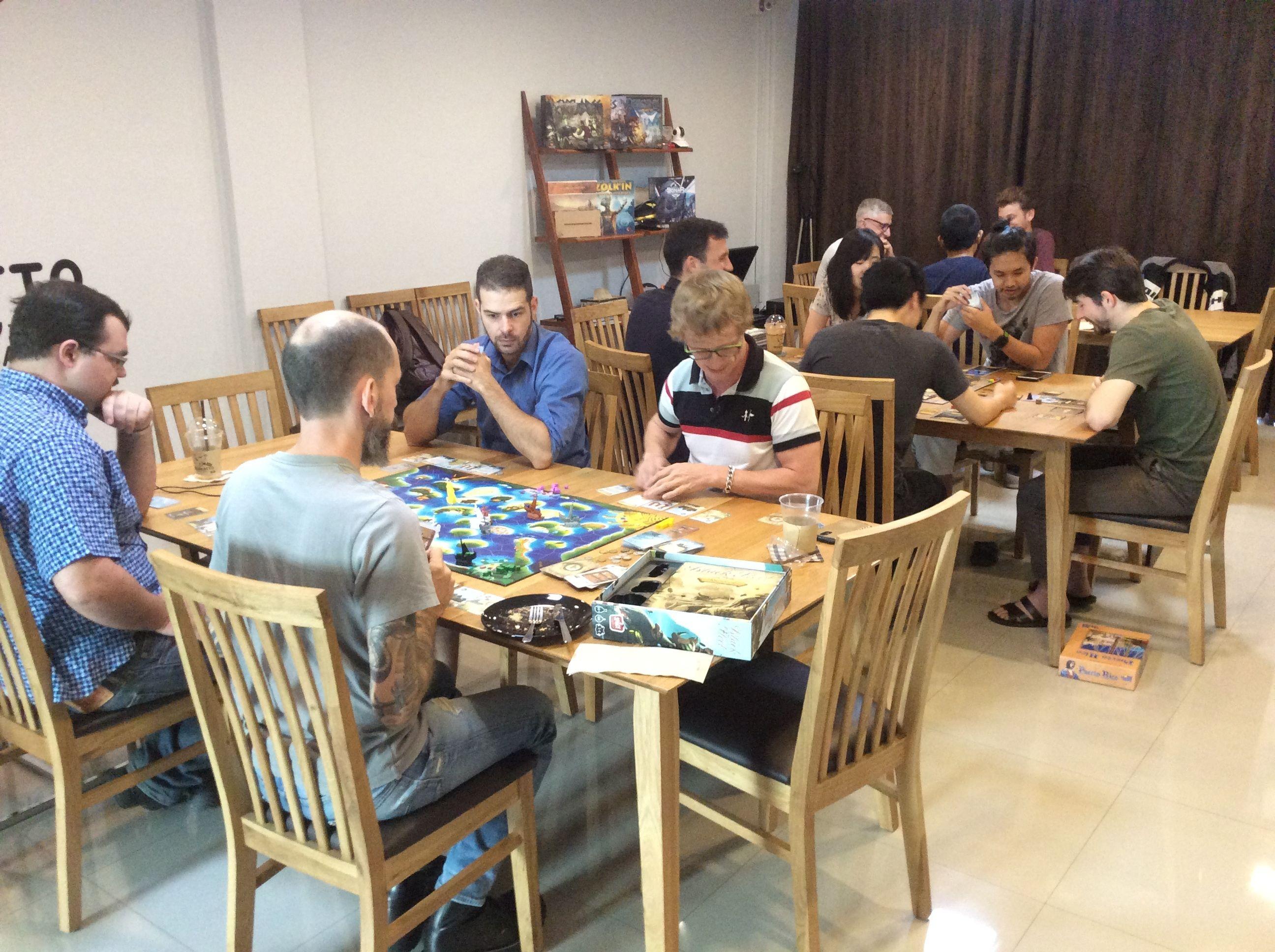 Chiang Mai Board Games Meetup