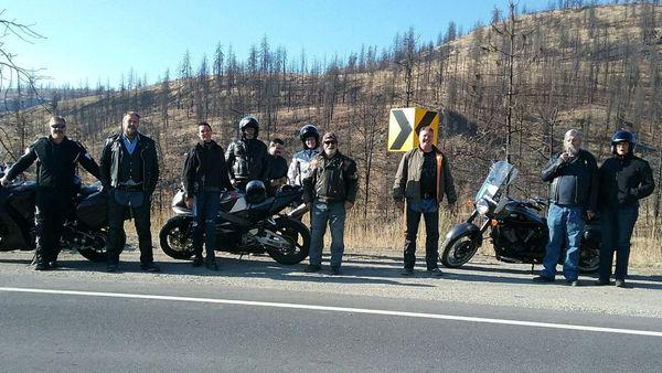 Open Throttle Riders (Spokane, WA)   Meetup