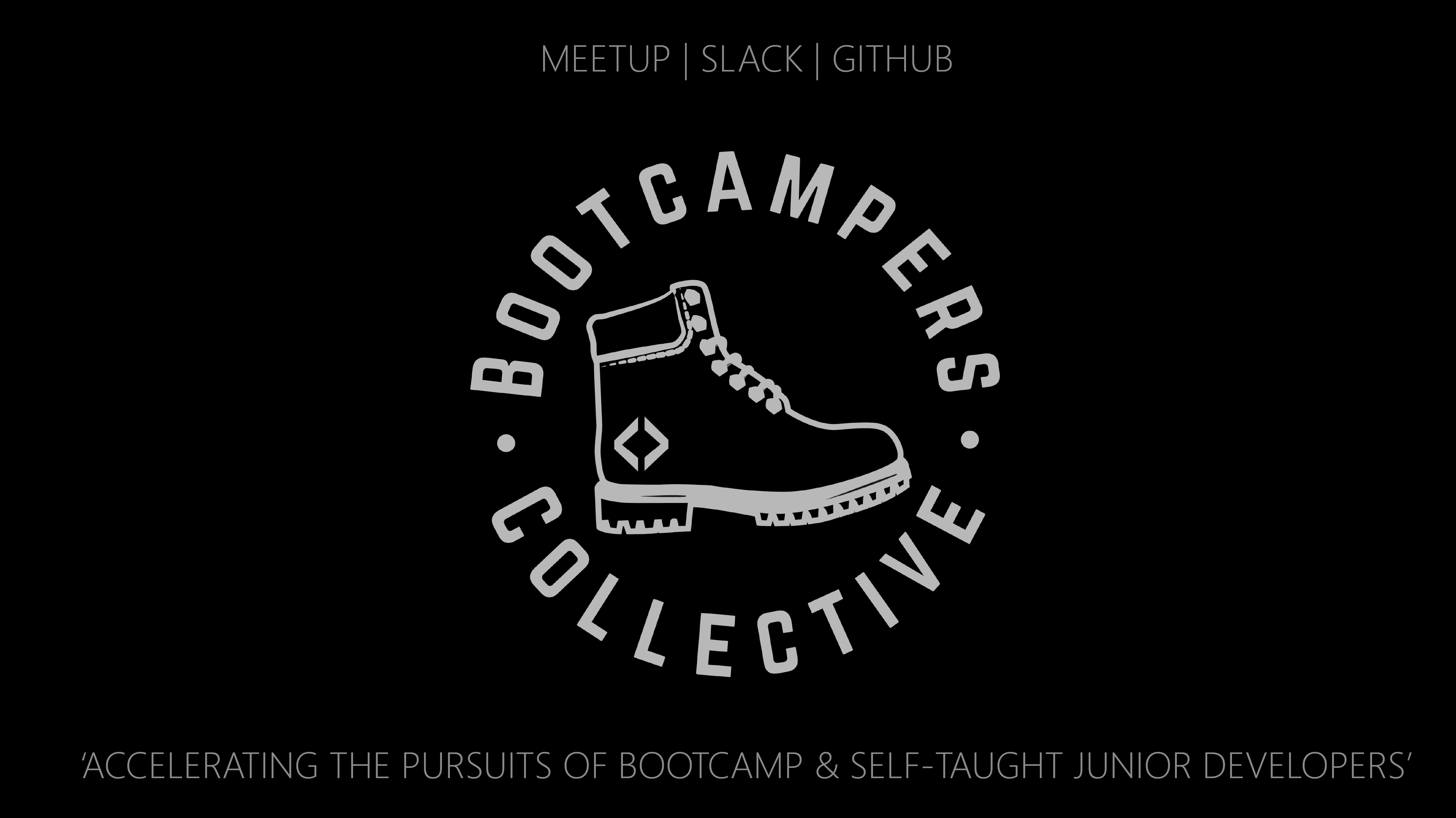 Bootcampers Collective <> Co-op for Jr. Devs