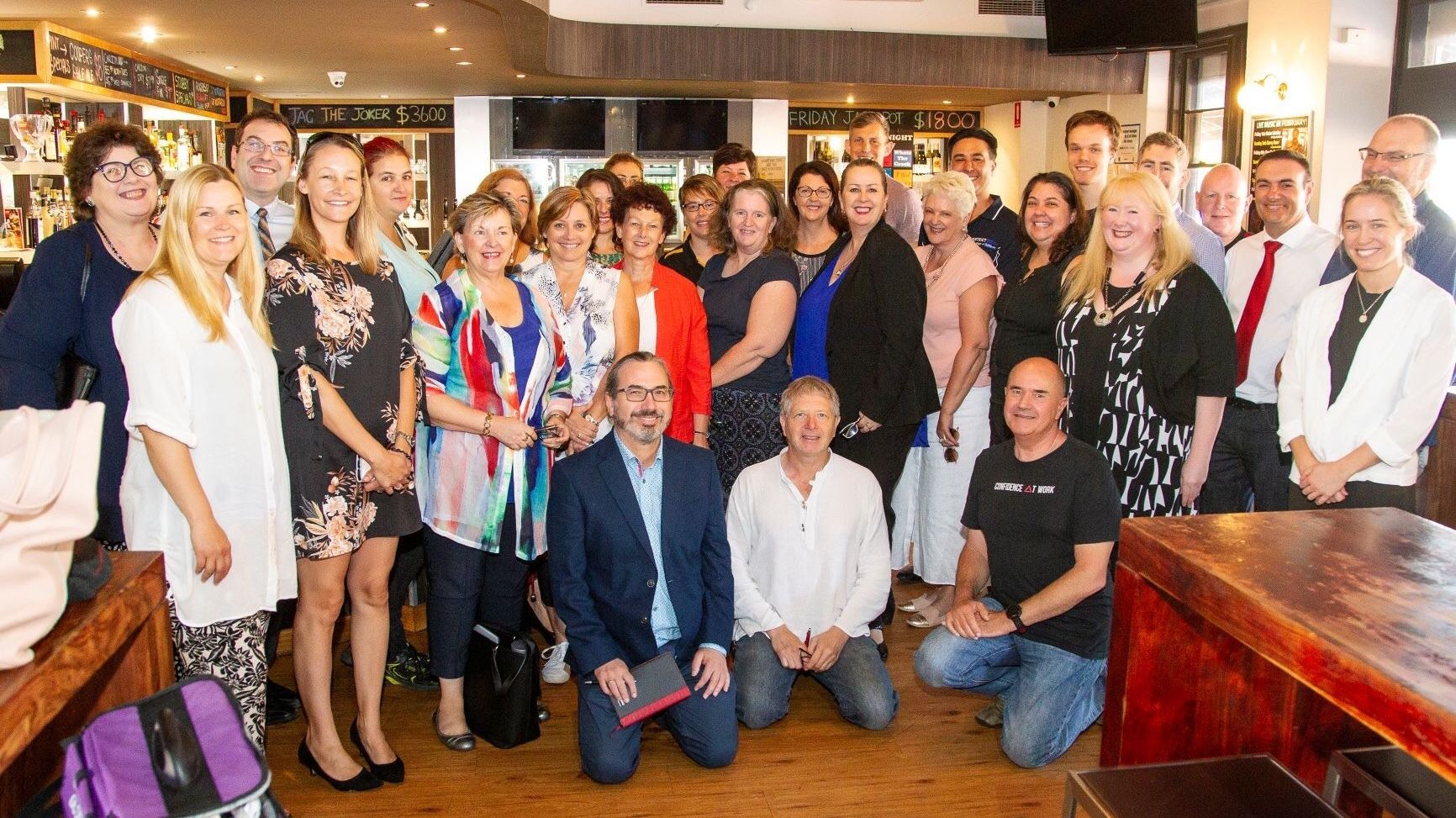 Networking Perth