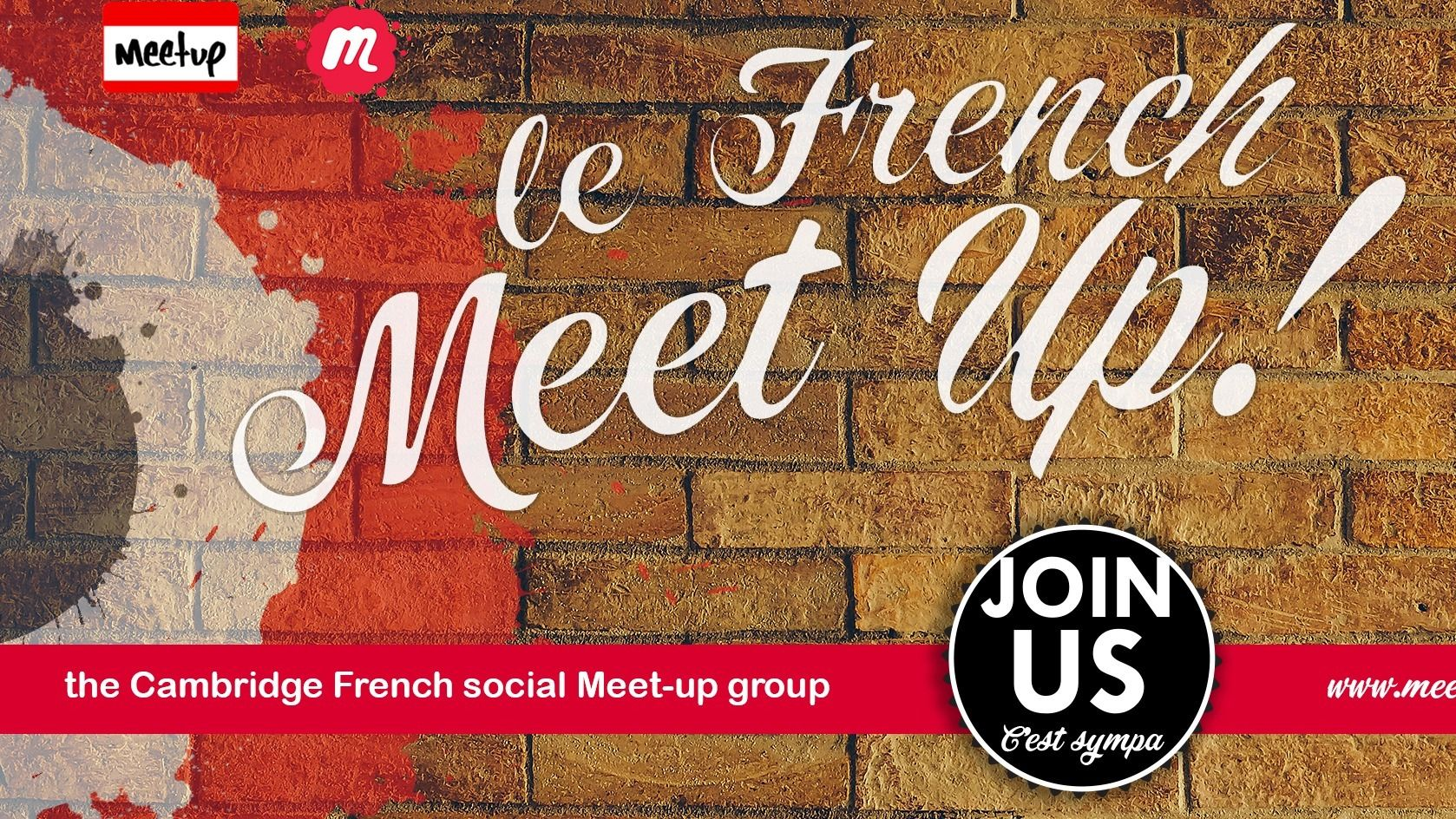 The Cambridge French social meetup group