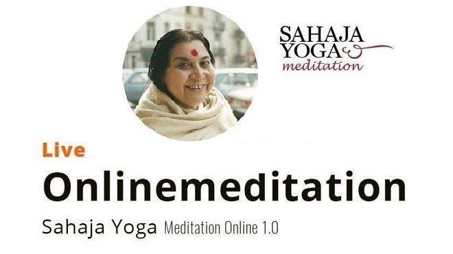 Online: Meditation - Zeit für dich (DE) (30 min)