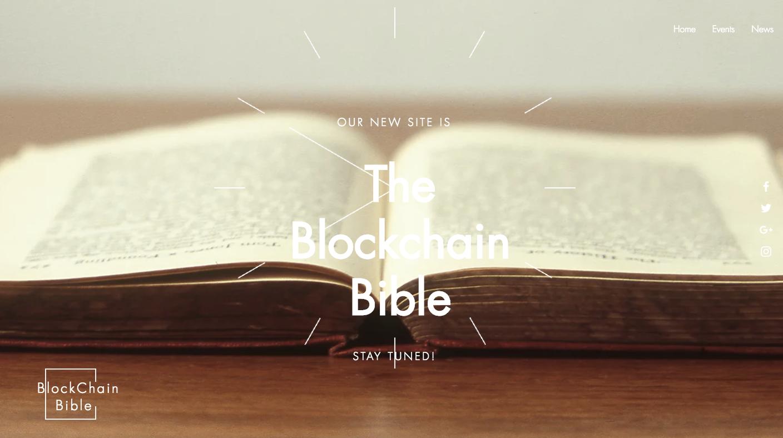 The Blockchain Bible