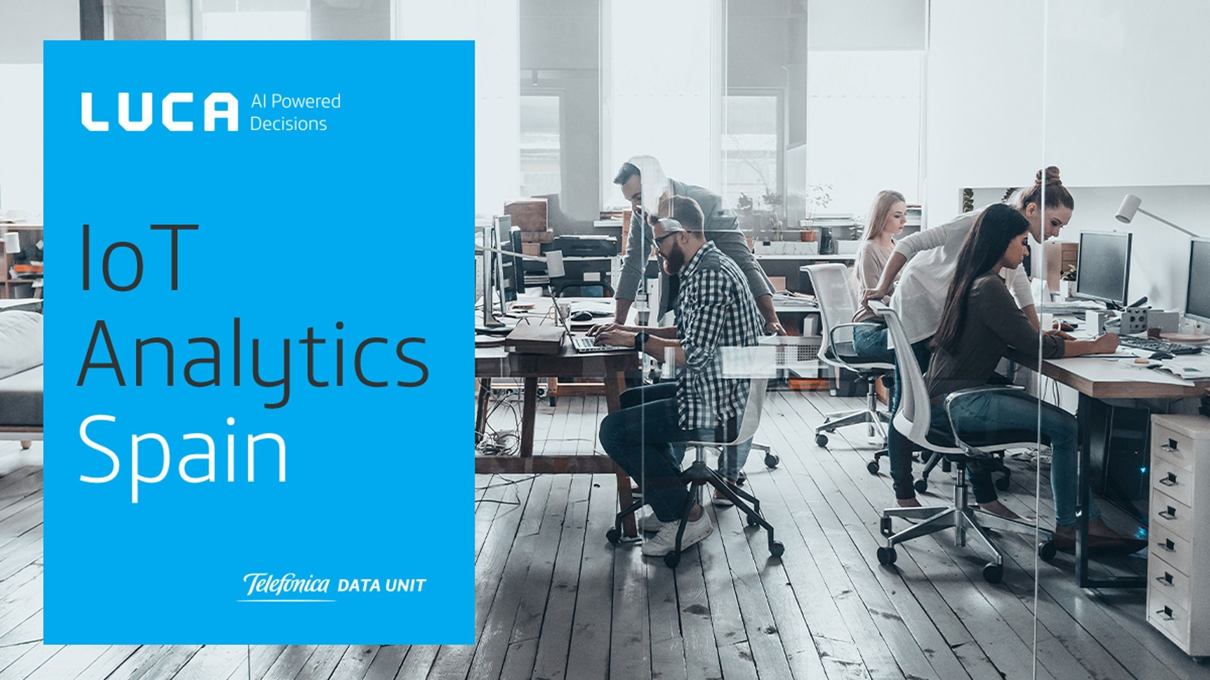IoT Analytics Spain
