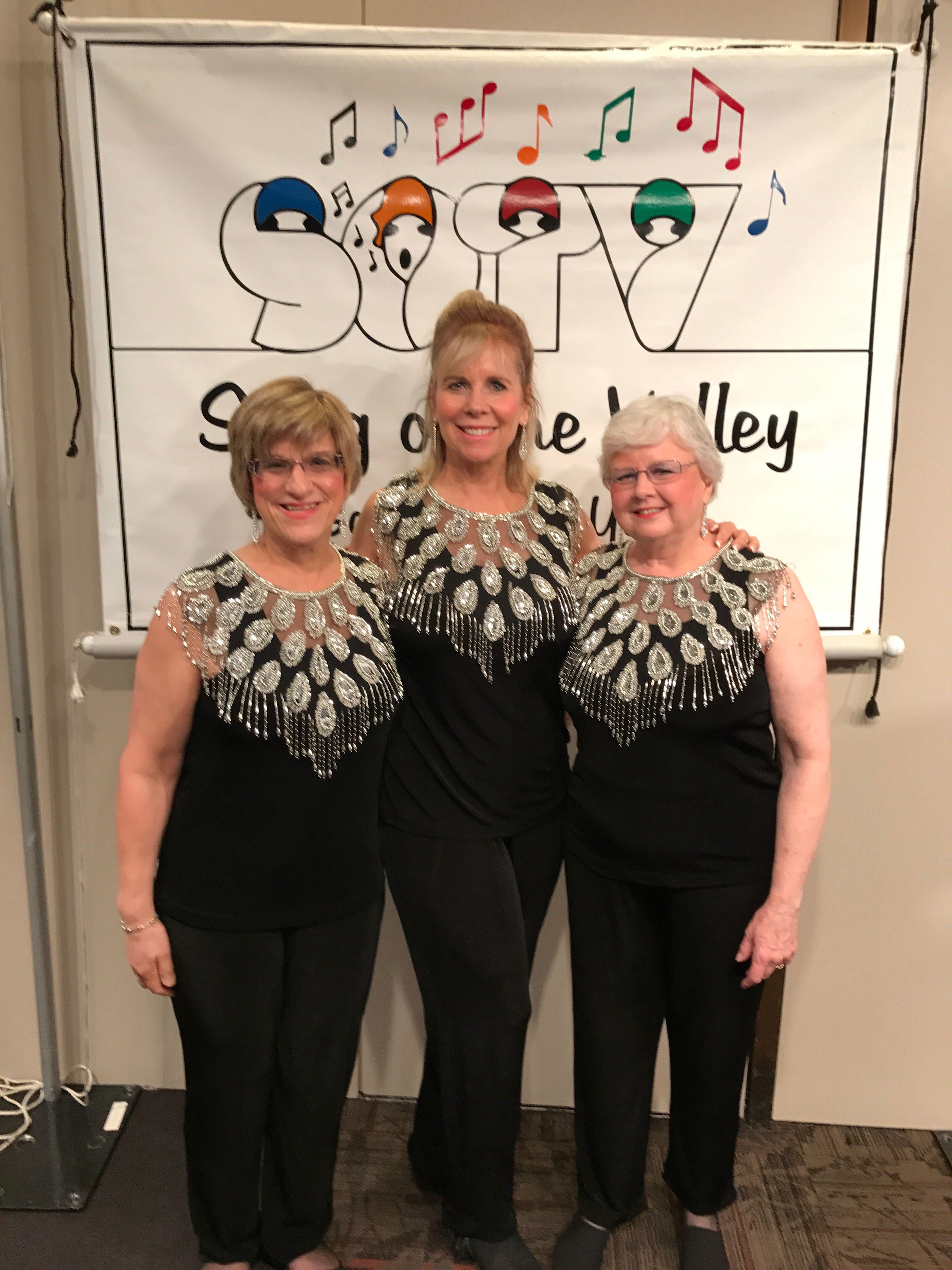 Sing... sing...sing...With Women's Chorus