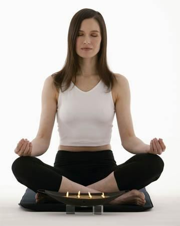 Stille Meditation