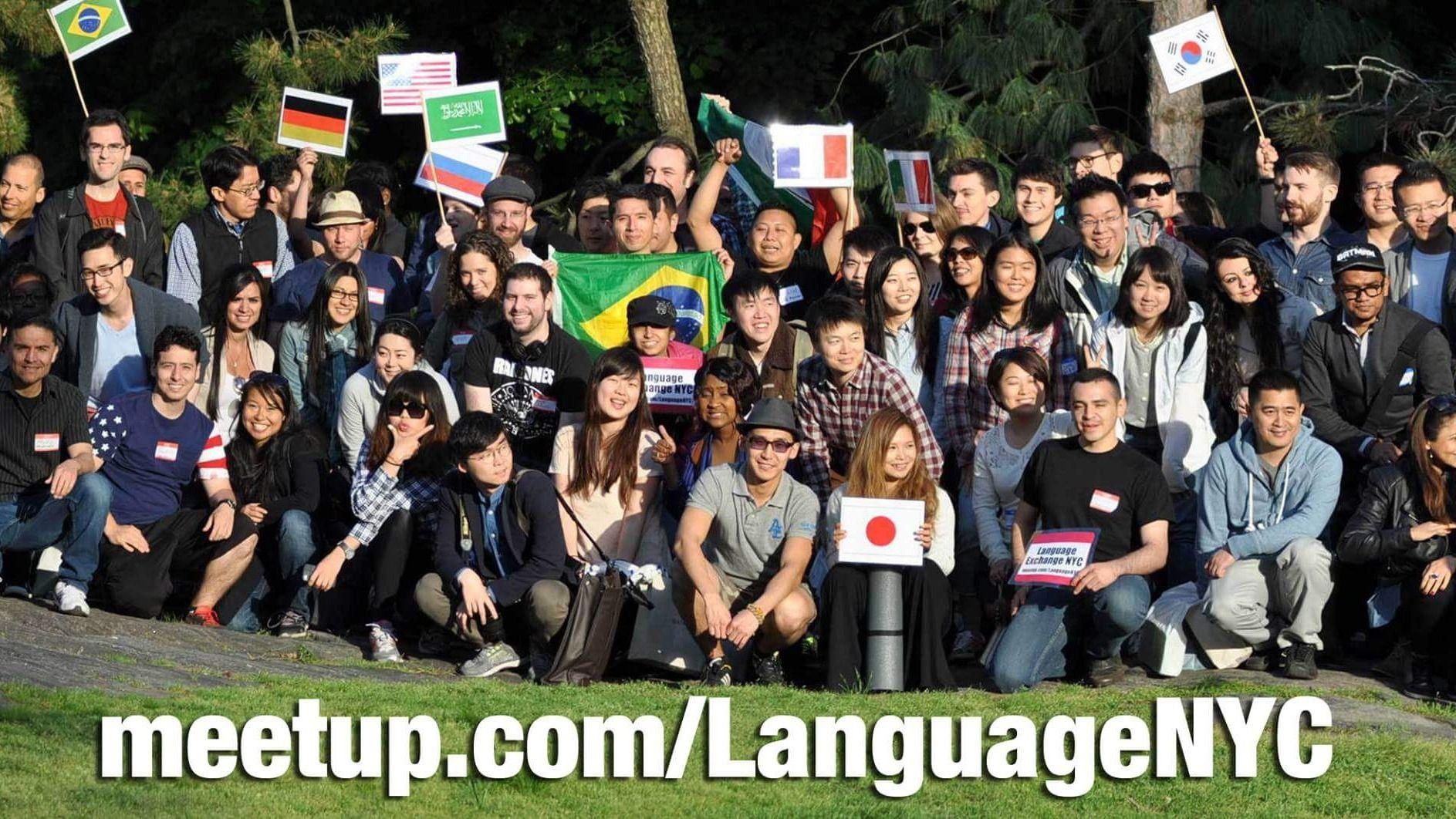 Language Exchange NYC