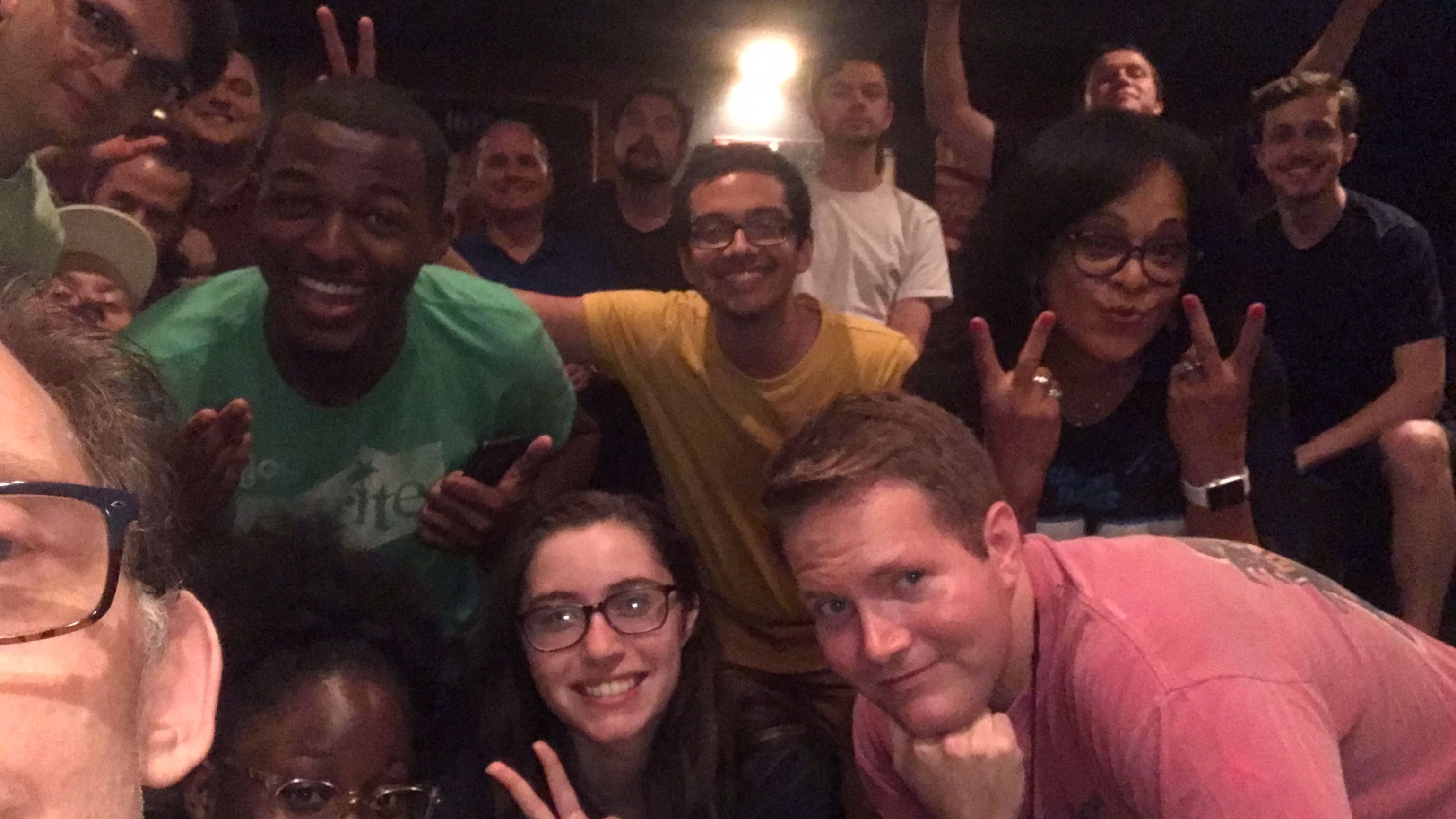 Charlotte (NC) And Vicinity Improvisers Trust Yes