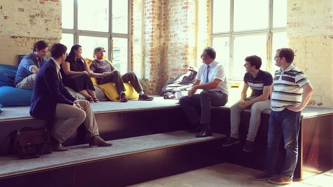 Smart Infrastructure Meetup