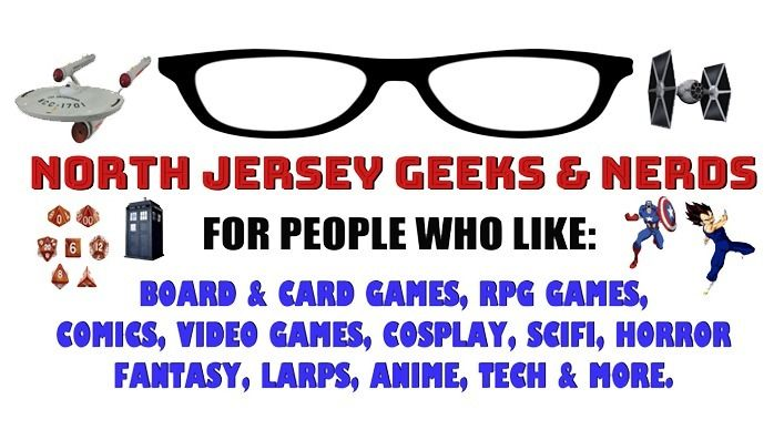 North Jersey Geeks & Nerds