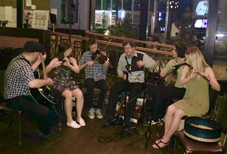 New York Celtic Music Meetup Group