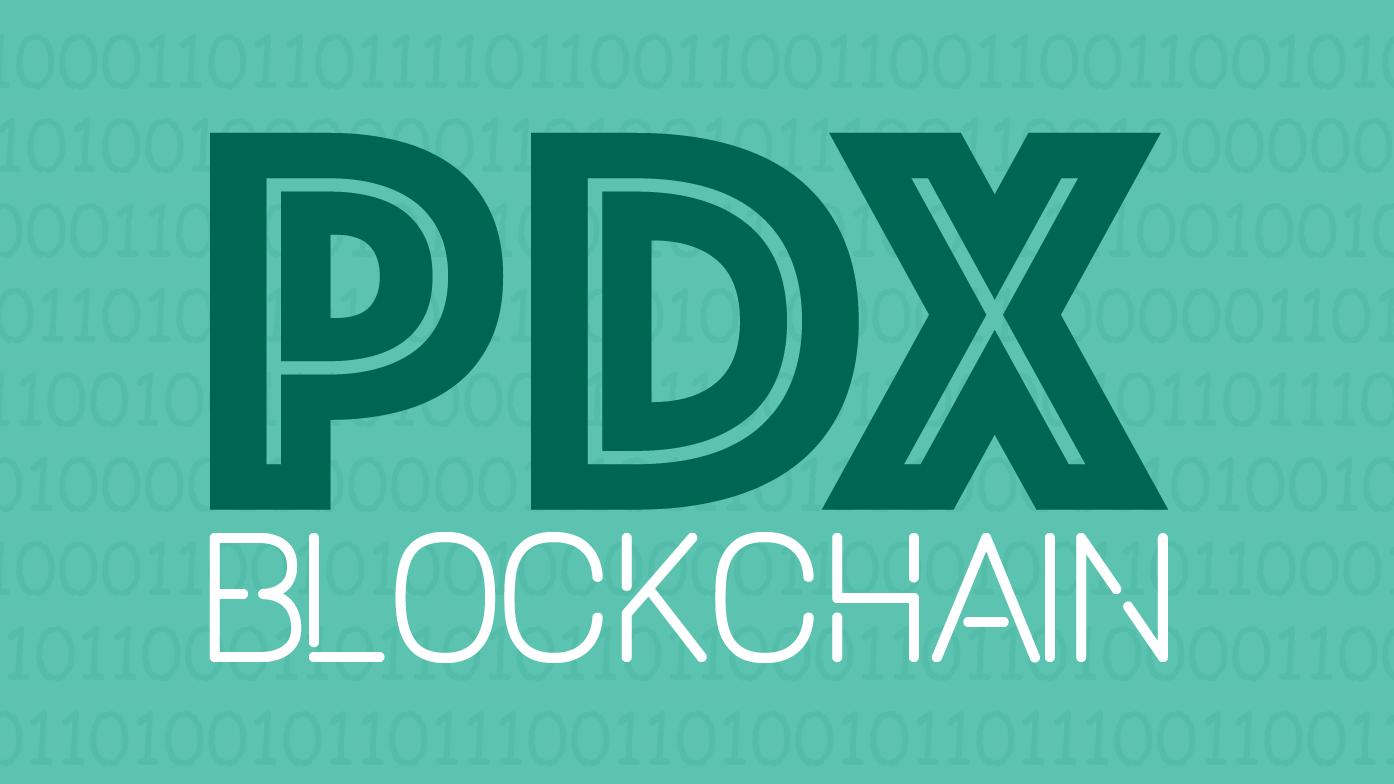 Blockchain PDX