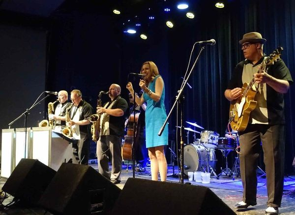 Swing Dancing With The Rhythm Rockets Frankie S Blue