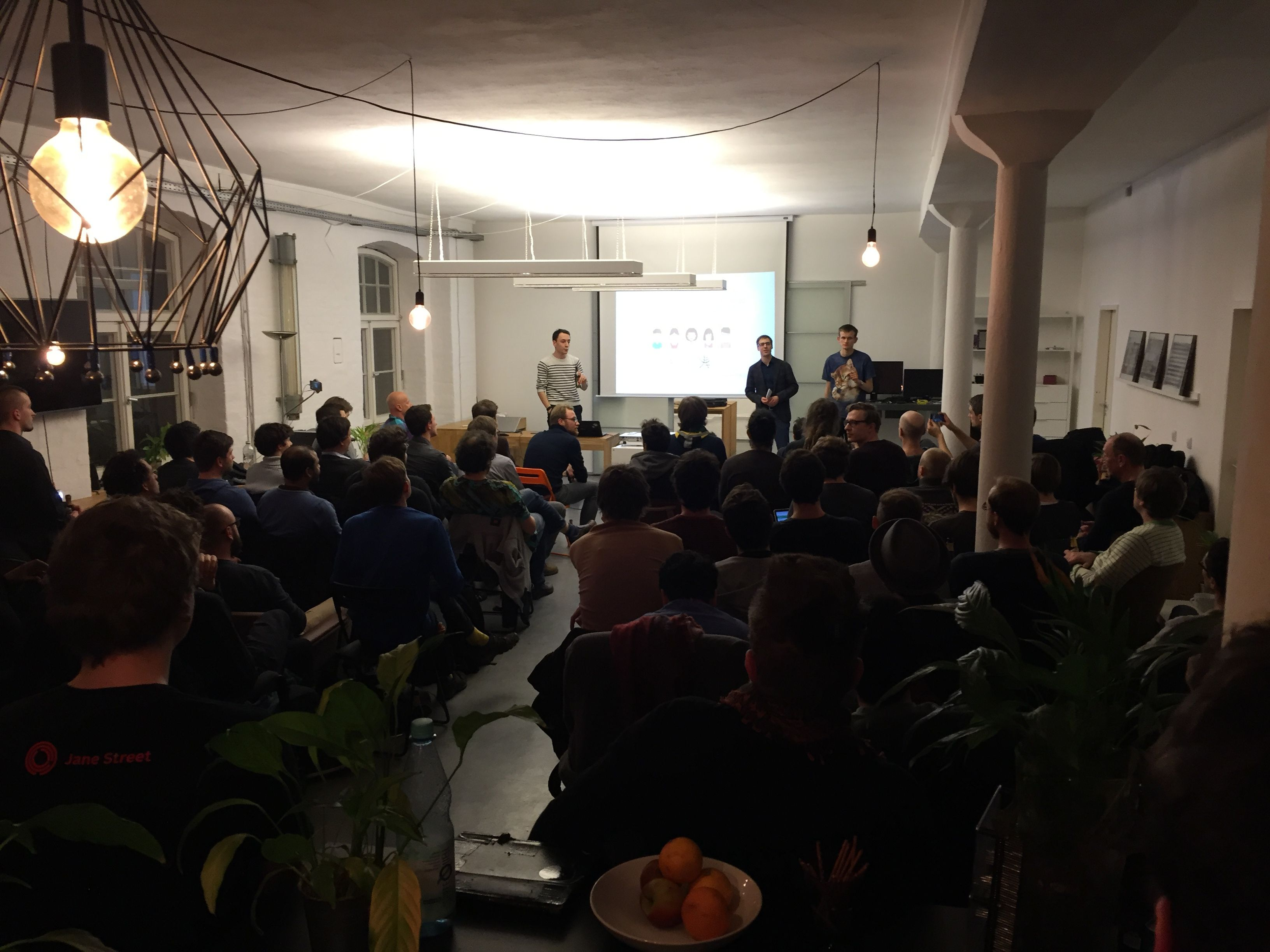 Berlin Ethereum Meetup