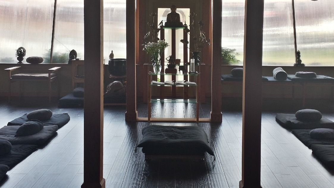 Meditation @ Atlanta Soto Zen Center
