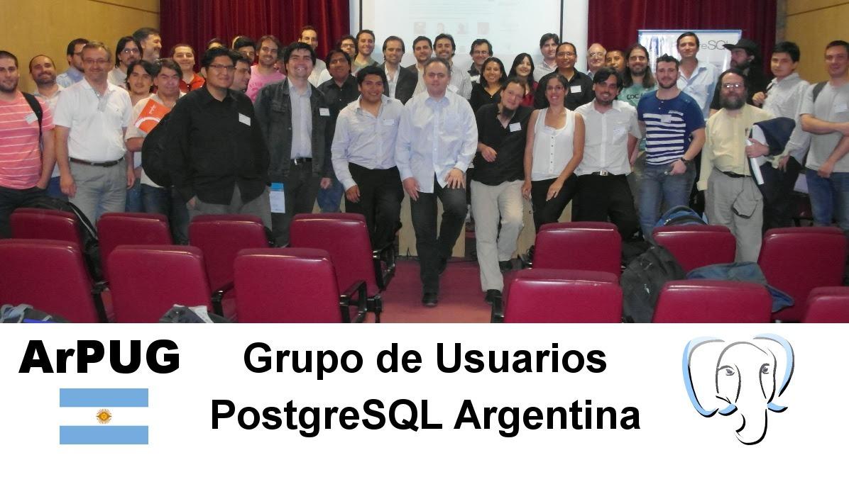 PostgreSQL Argentina