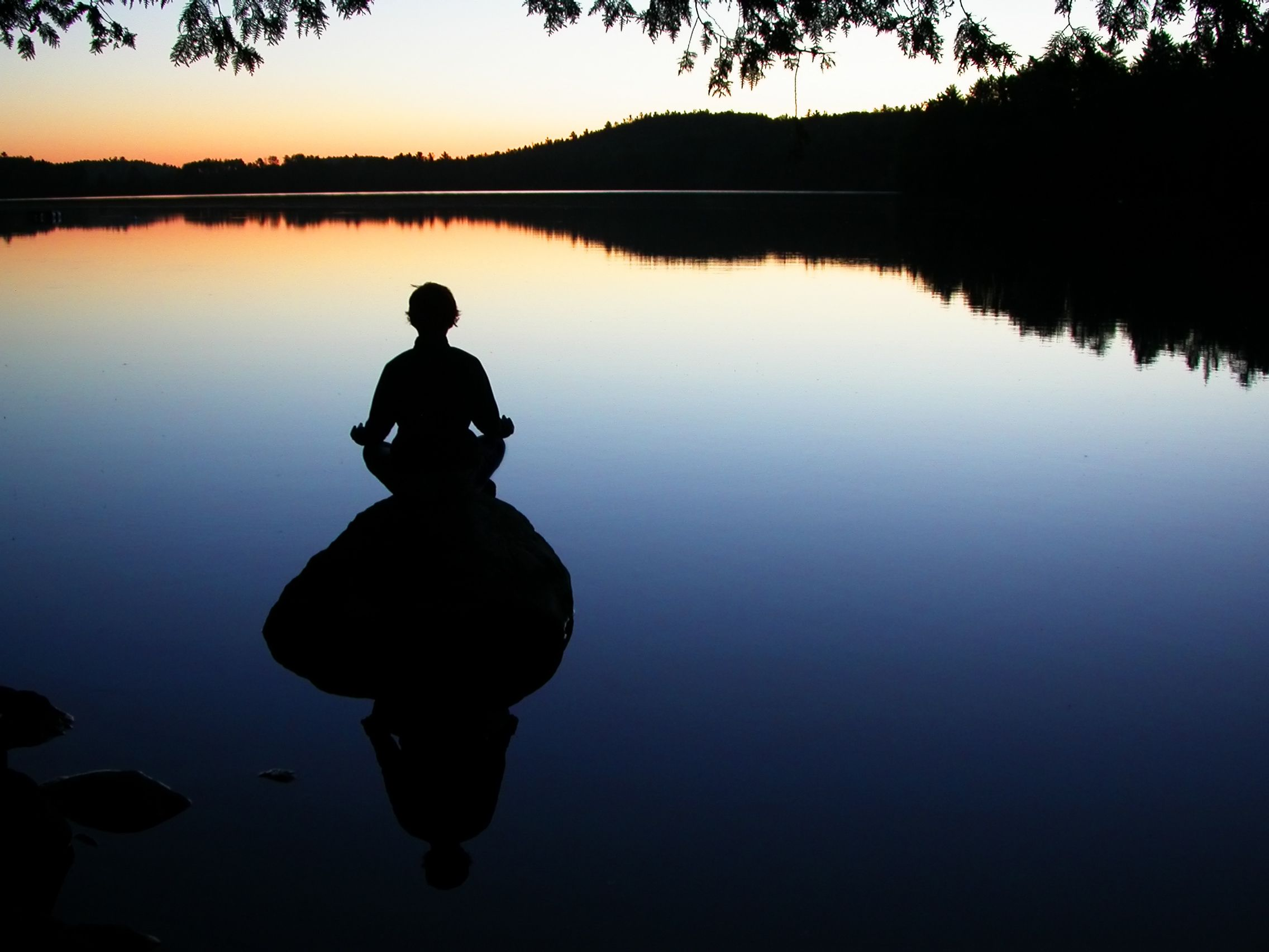 Meditate with Us!
