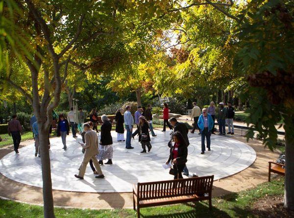 Visits Tours At Peace Awareness Labyrinth Gardens Meetup