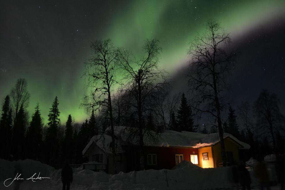 Arctic Survival Course