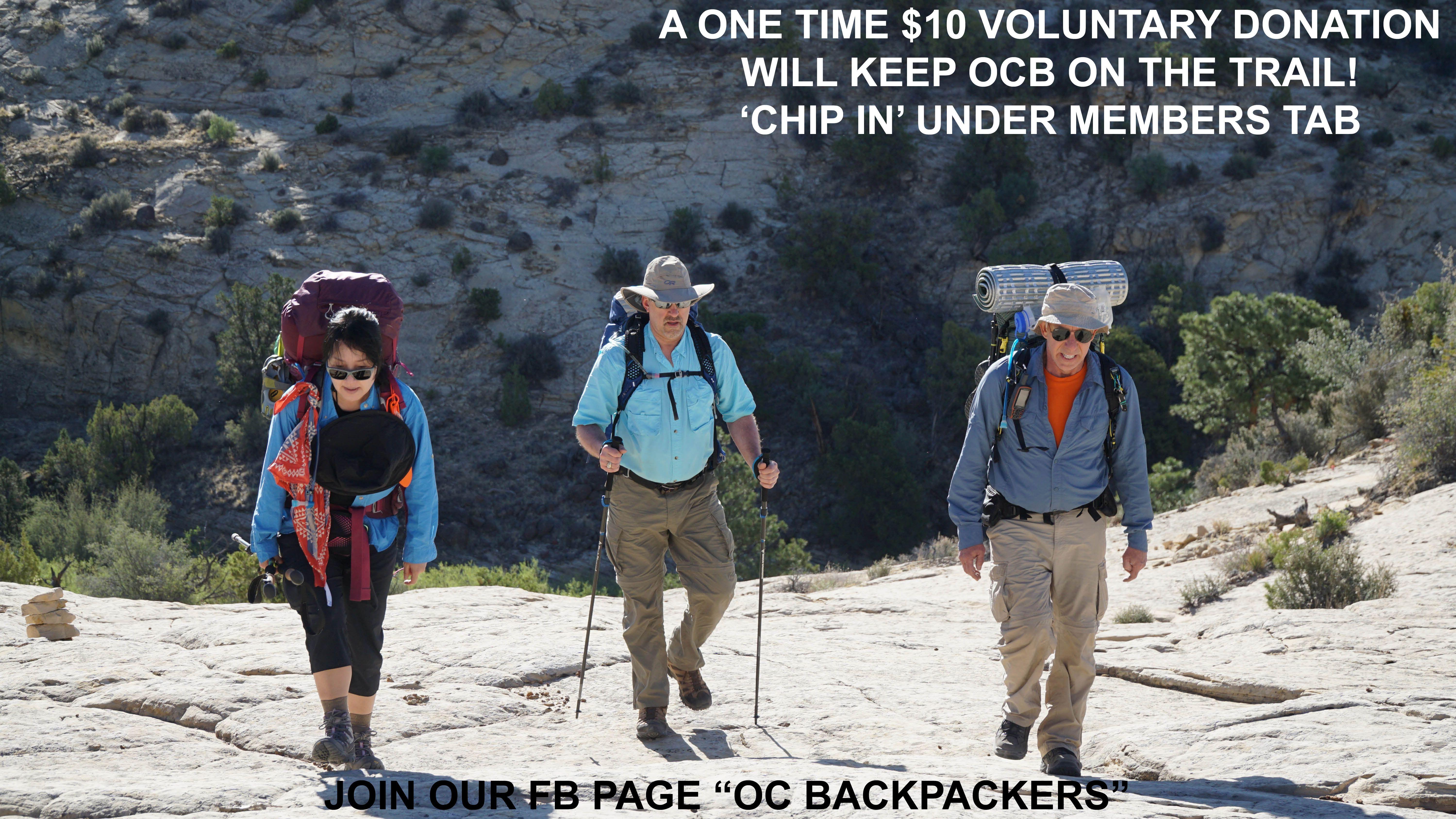 OC Backpackers
