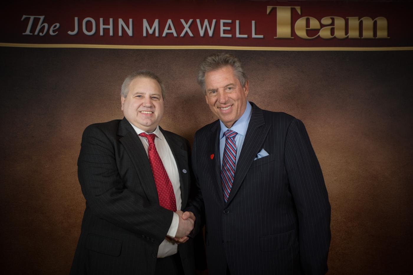 The John Maxwell Team Executive Director Jay Olivo's Meetup