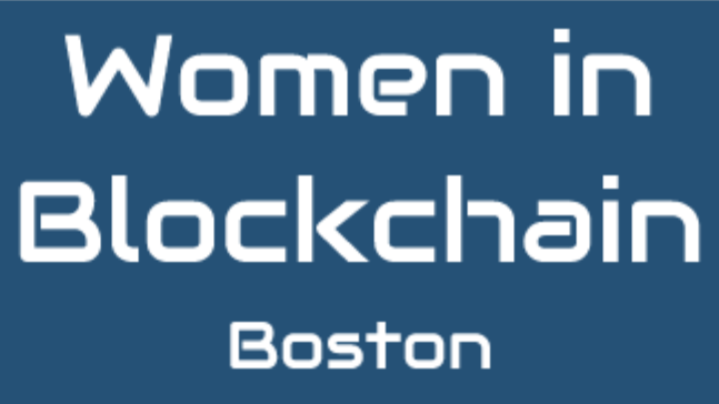 Women in Blockchain Boston Meetup