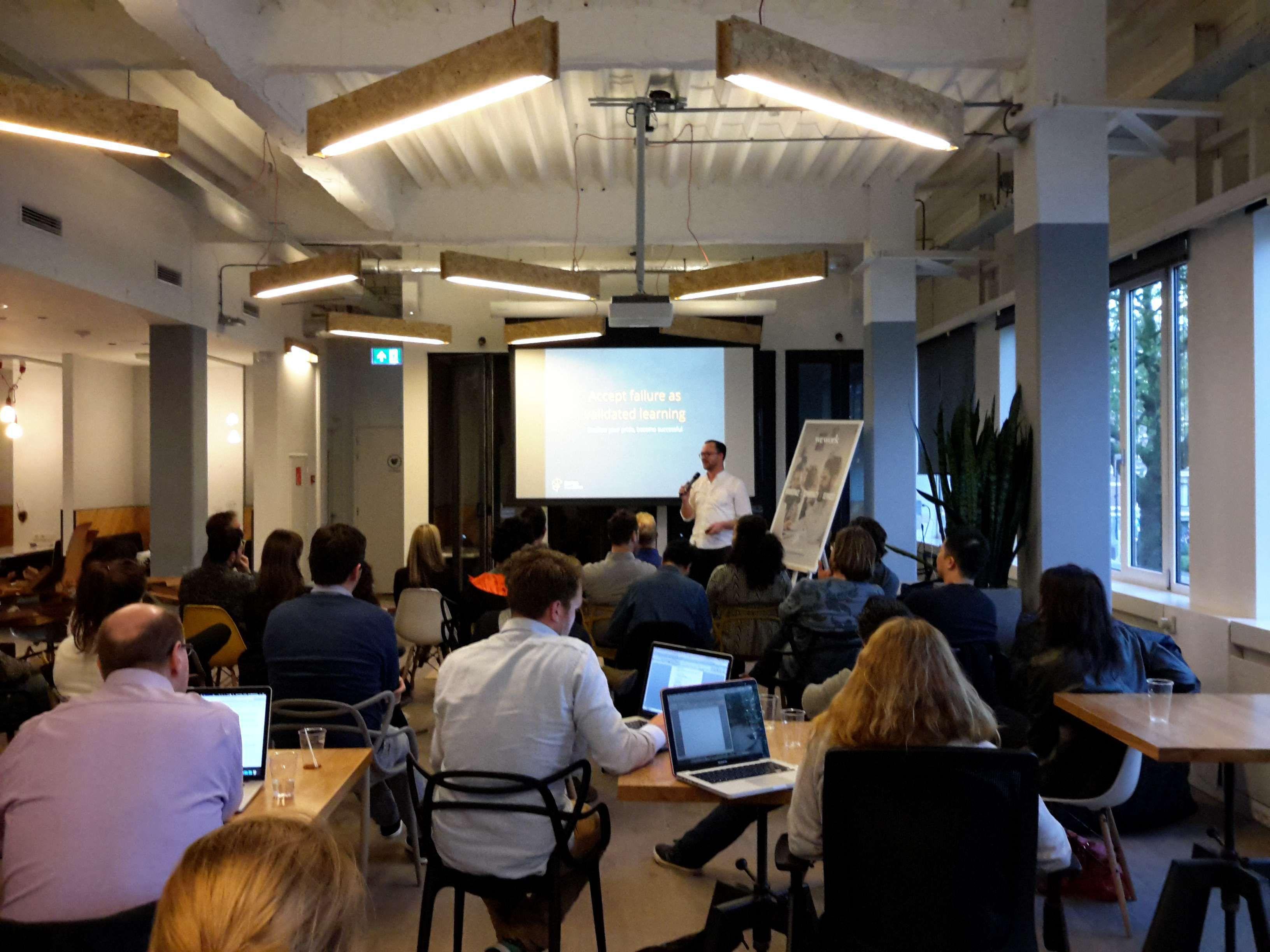 Next Generation Startup – Amsterdam
