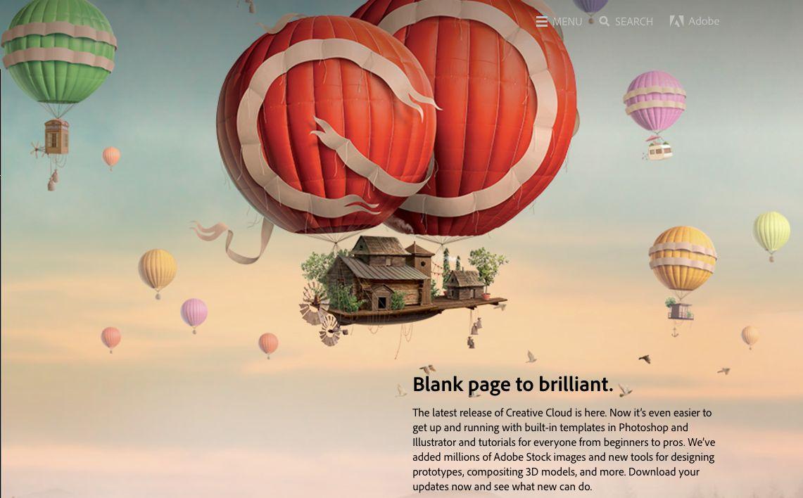 Adobe Creative Cloud Lovers