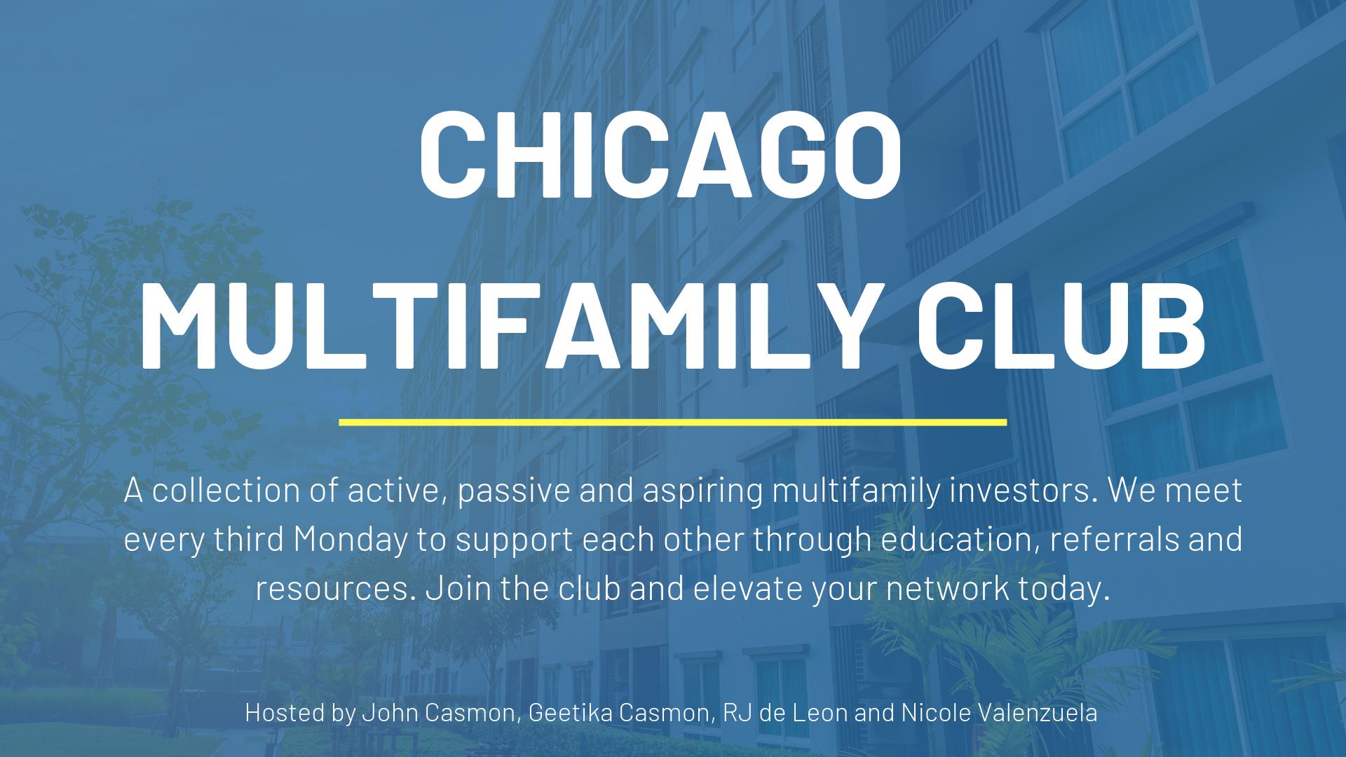 Chicago Multifamily Club