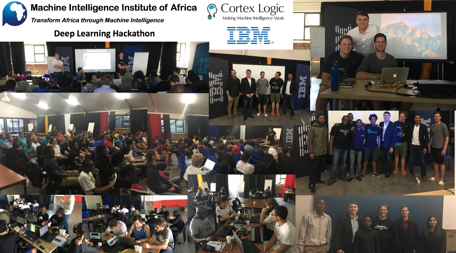 Machine Intelligence Institute of Africa - Jhb/Pta