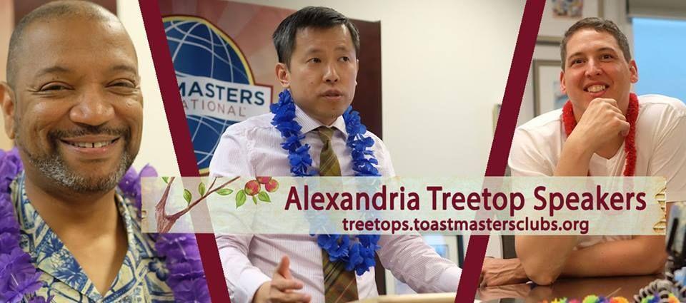 Alexandria Treetop Toastmasters