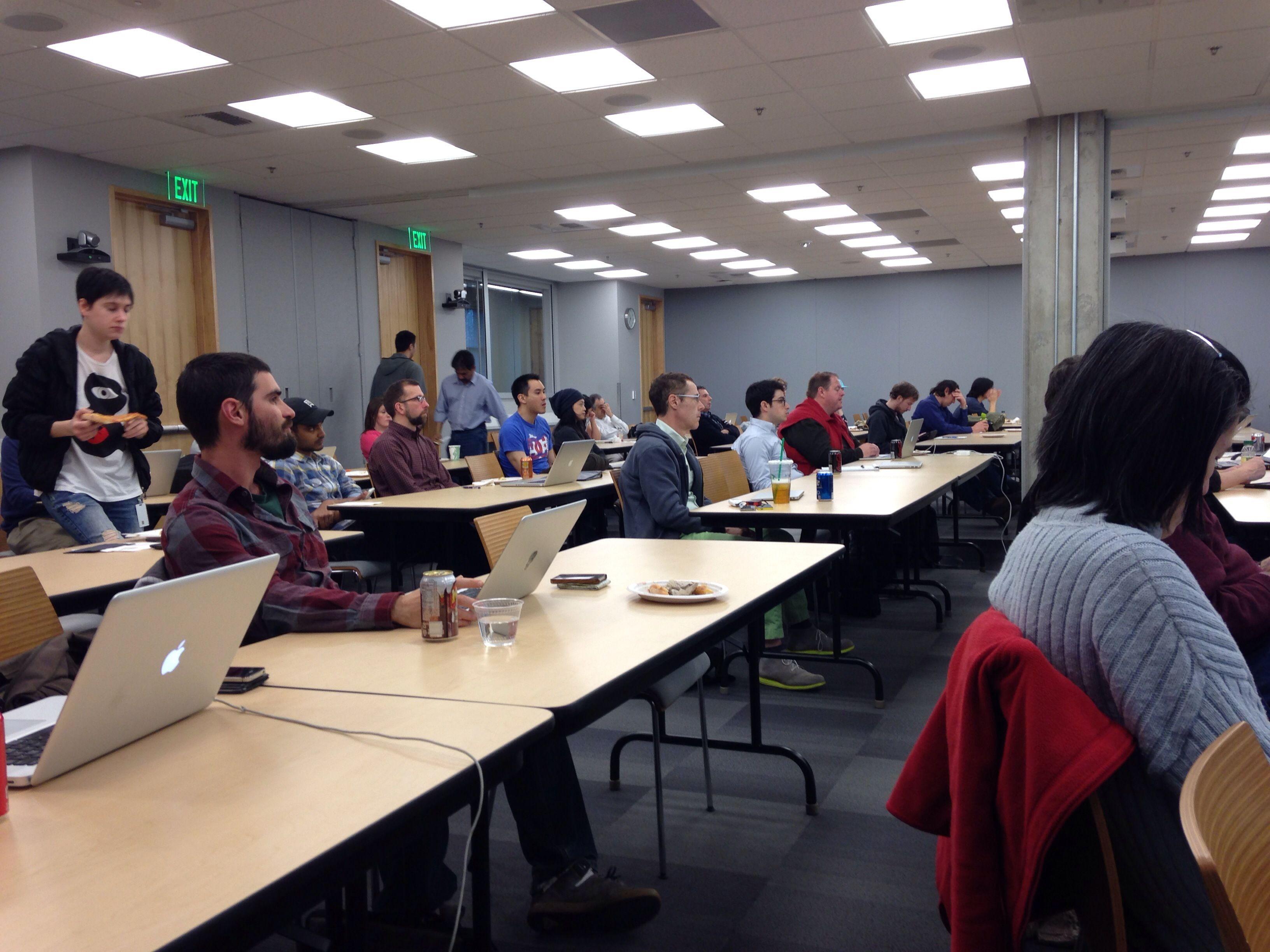 Seattle Web App Developers Group