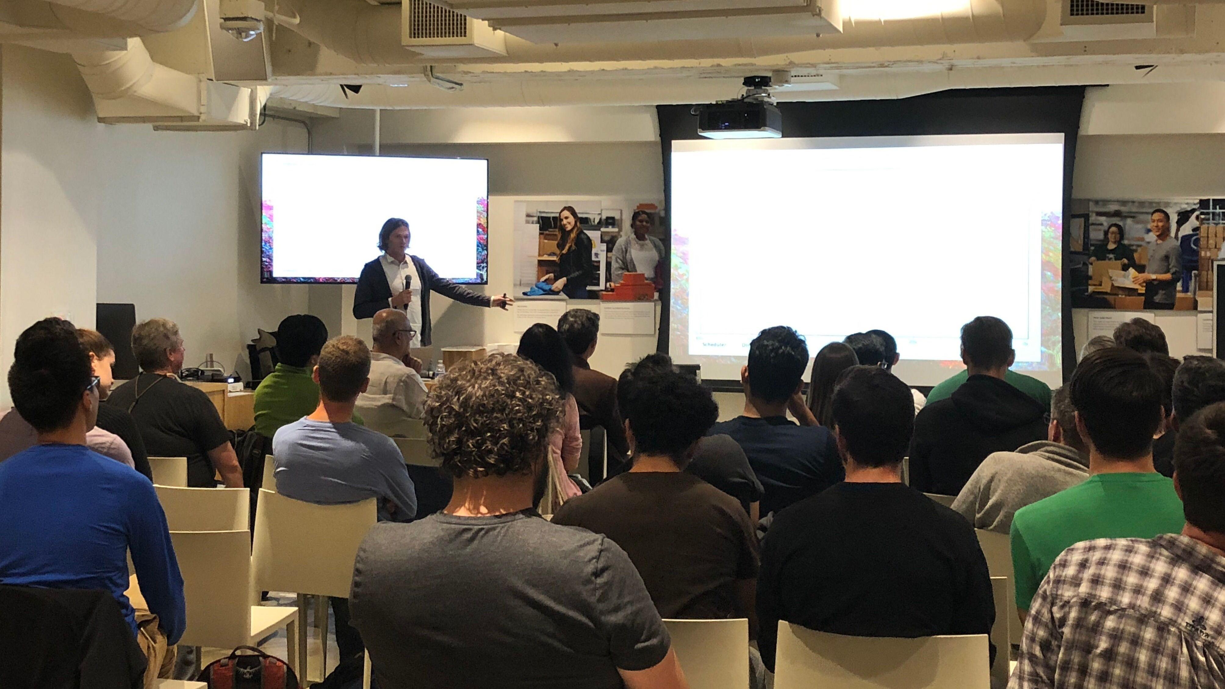 Past Events | Erlang & Elixir SF (San Francisco, CA) | Meetup