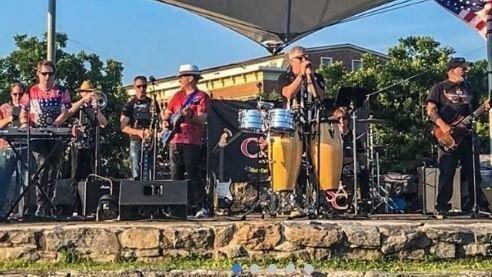 Sunset Sundays / KICK START CHARLIE Classic Rock 'n Roll with a Blast of Brass