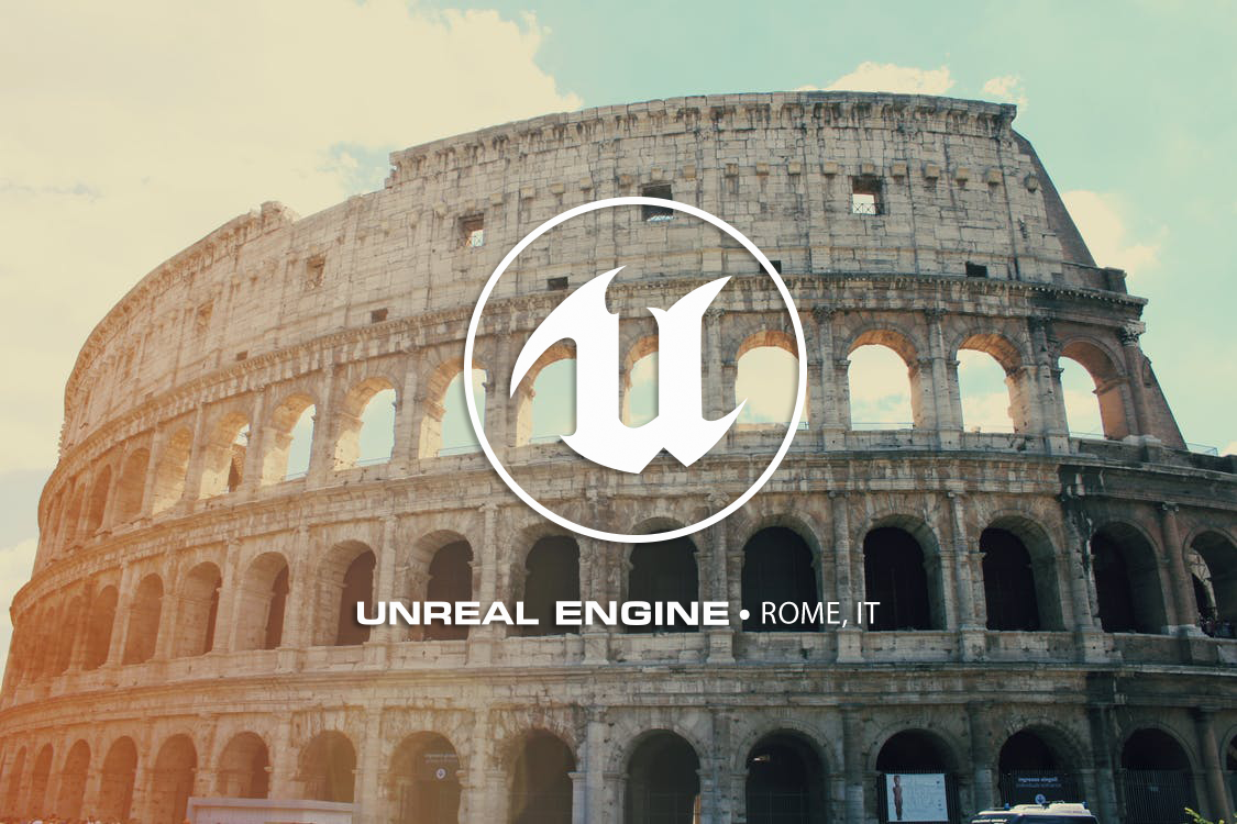 Unreal Engine Meetup - Rome
