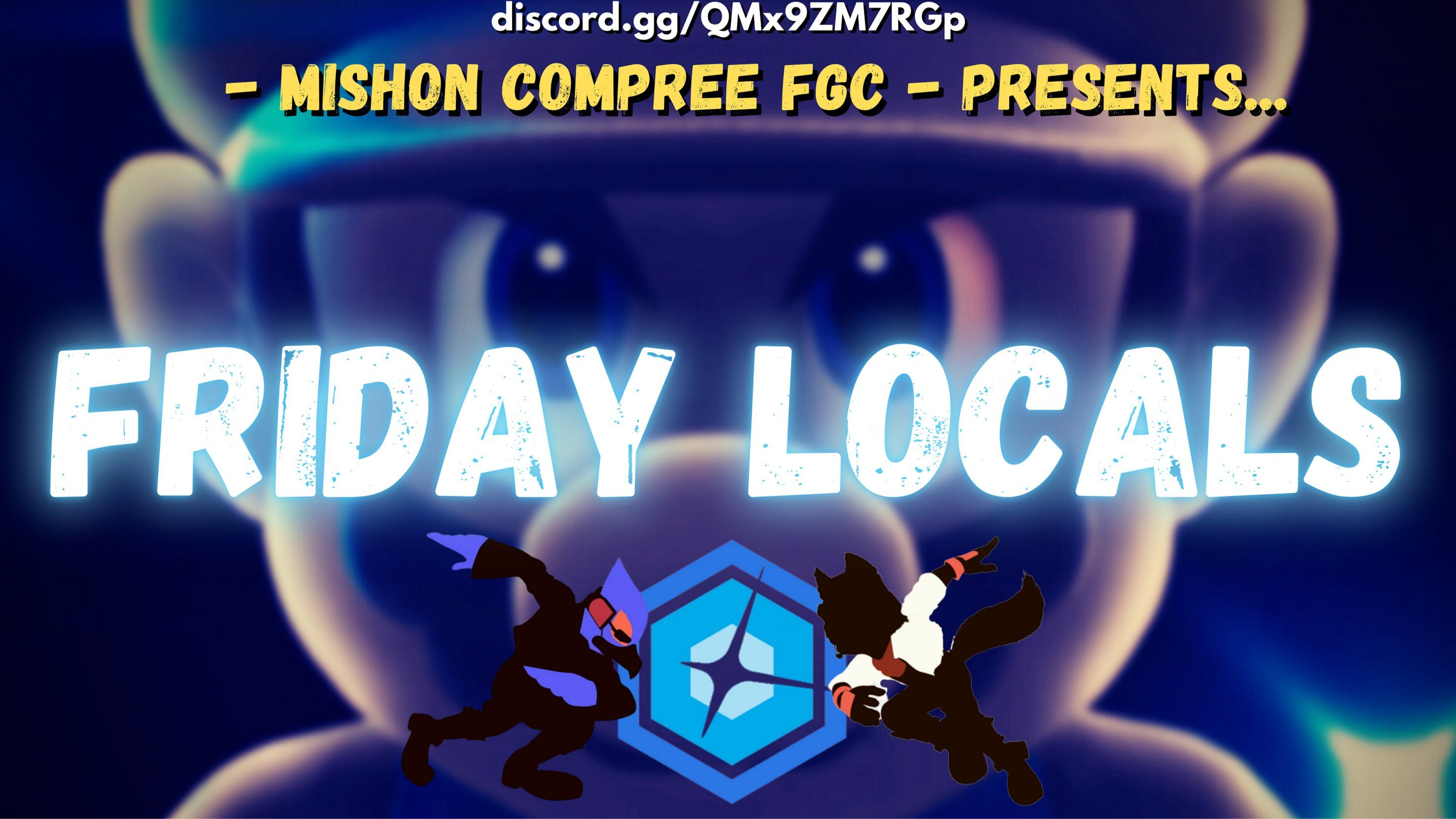 Weekly Offline Gaming Meet: Friday Locals