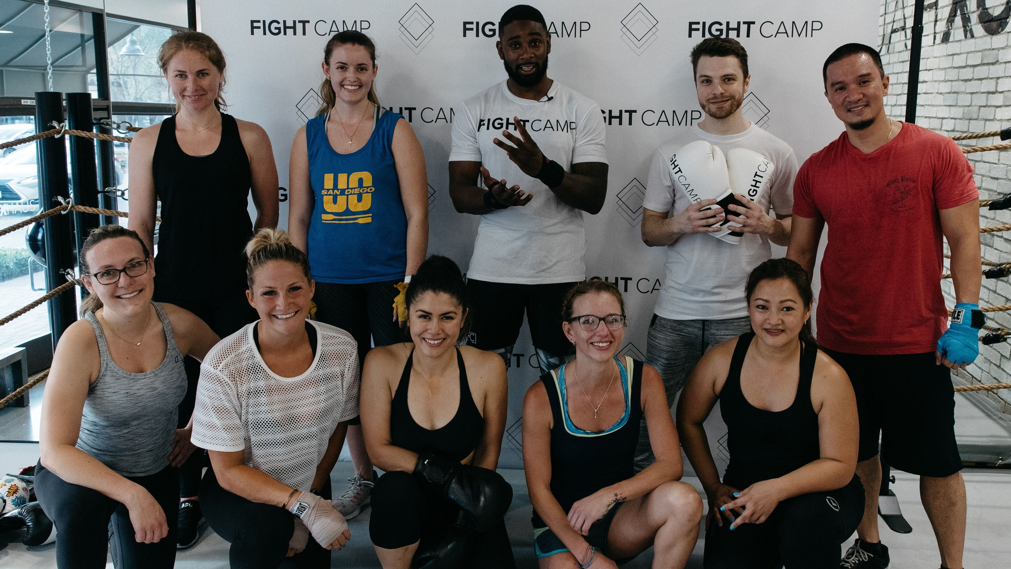 FightCamp: Newport's Free Fitness Boxing Club!