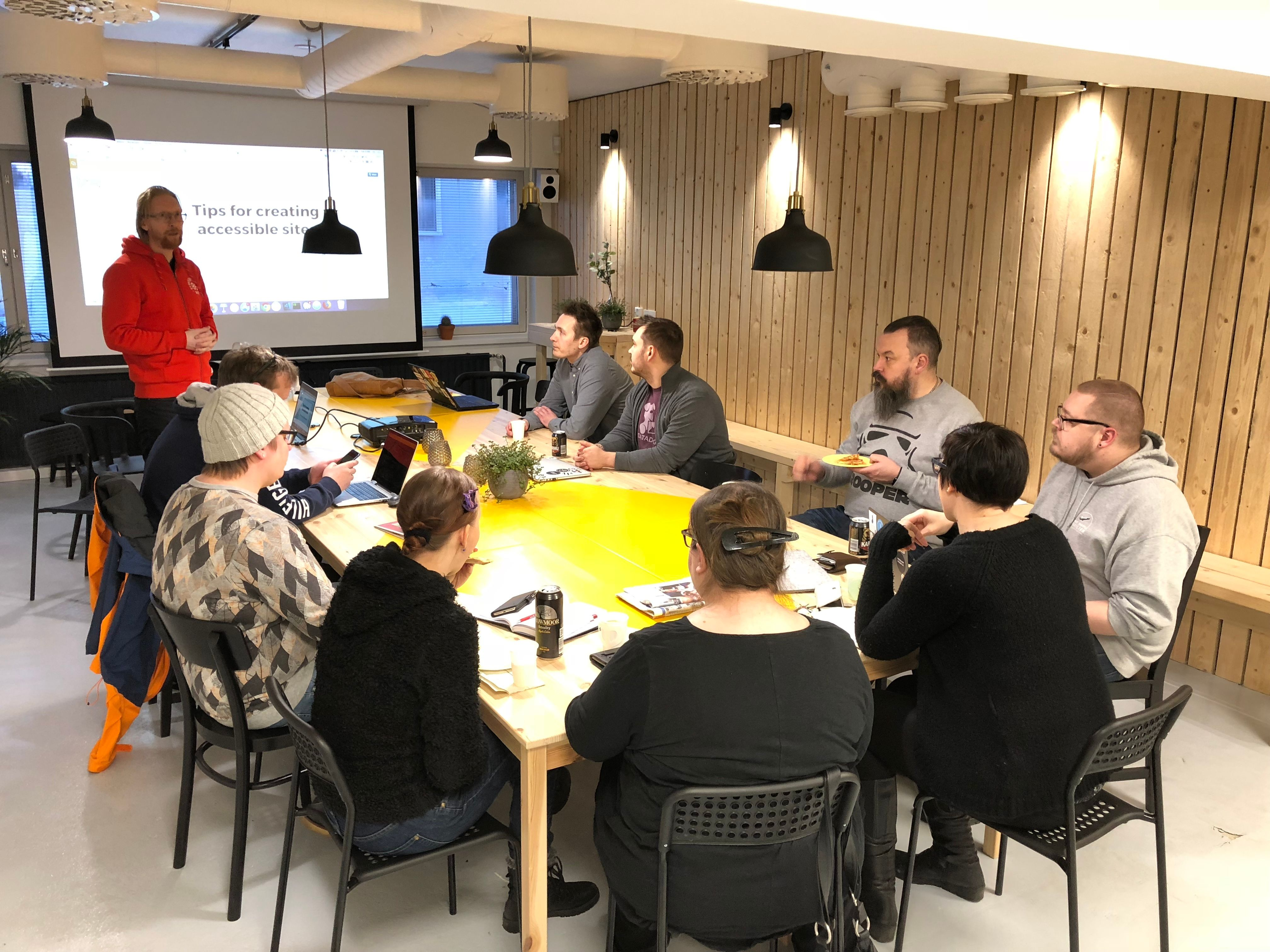 Seinäjoki WordPress Meetup