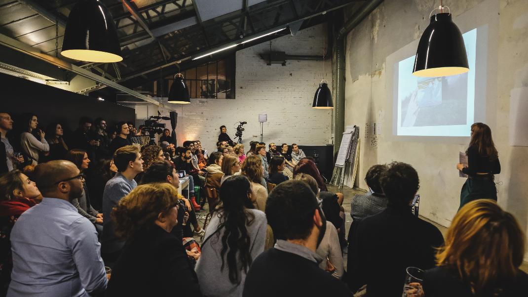 Le Meetup du Laptop - UX & Création