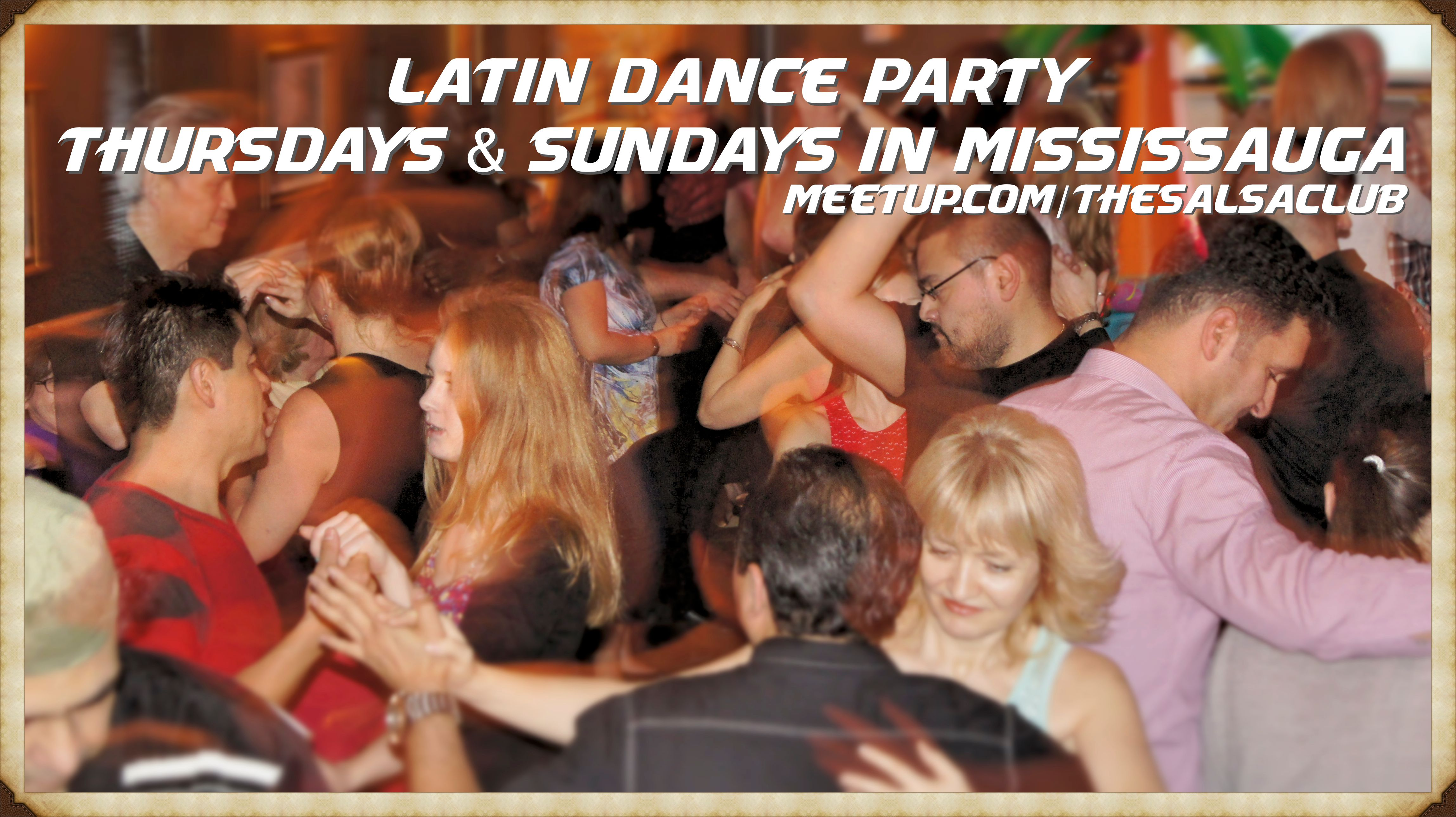 Latin Patio Party at Failte Square One - The Salsa Club ...