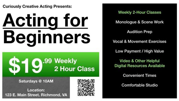 Acting Meetup Group: Warm-ups, Games & Fun! | Meetup