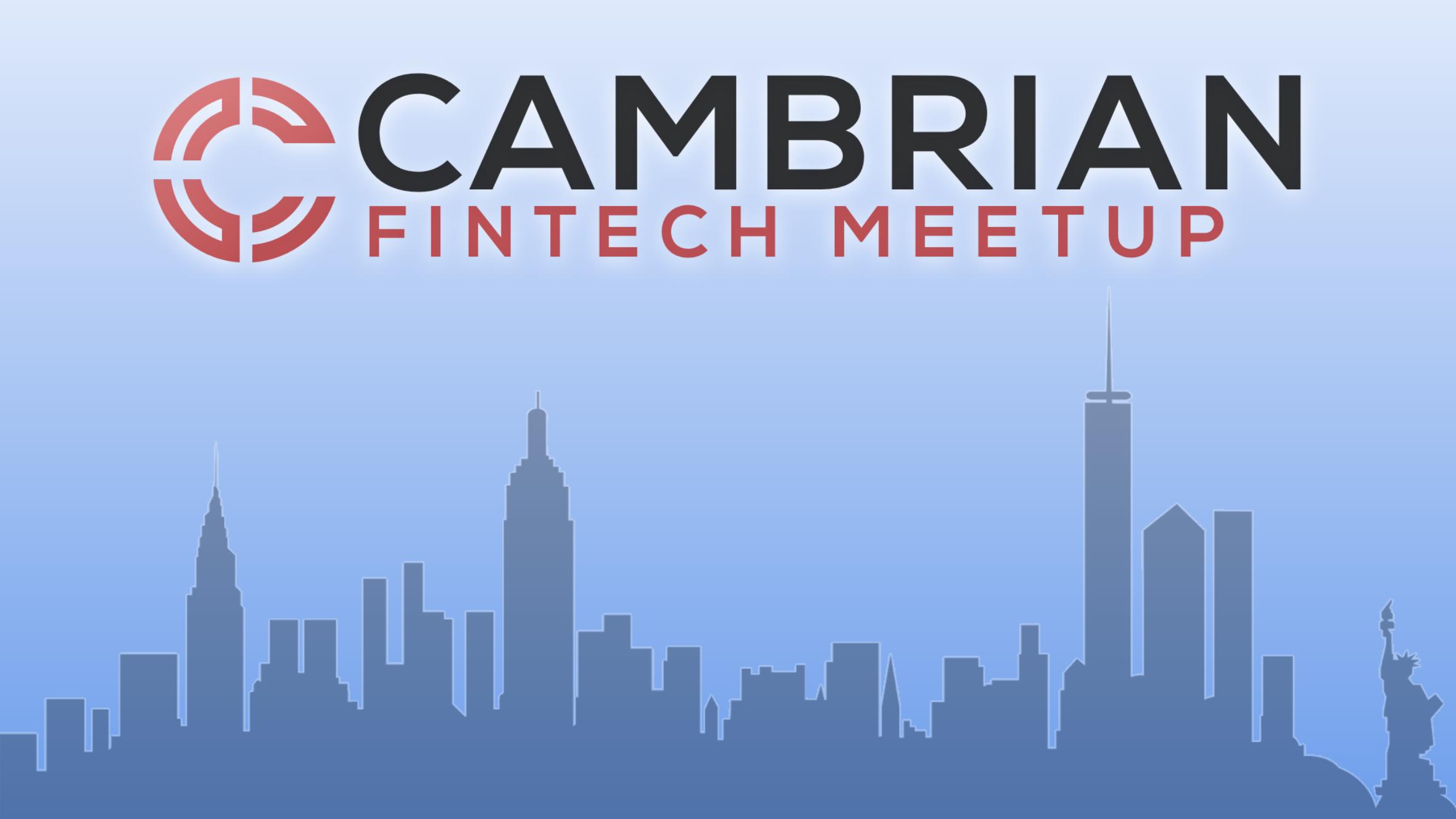 Cambrian Fintech - NYC