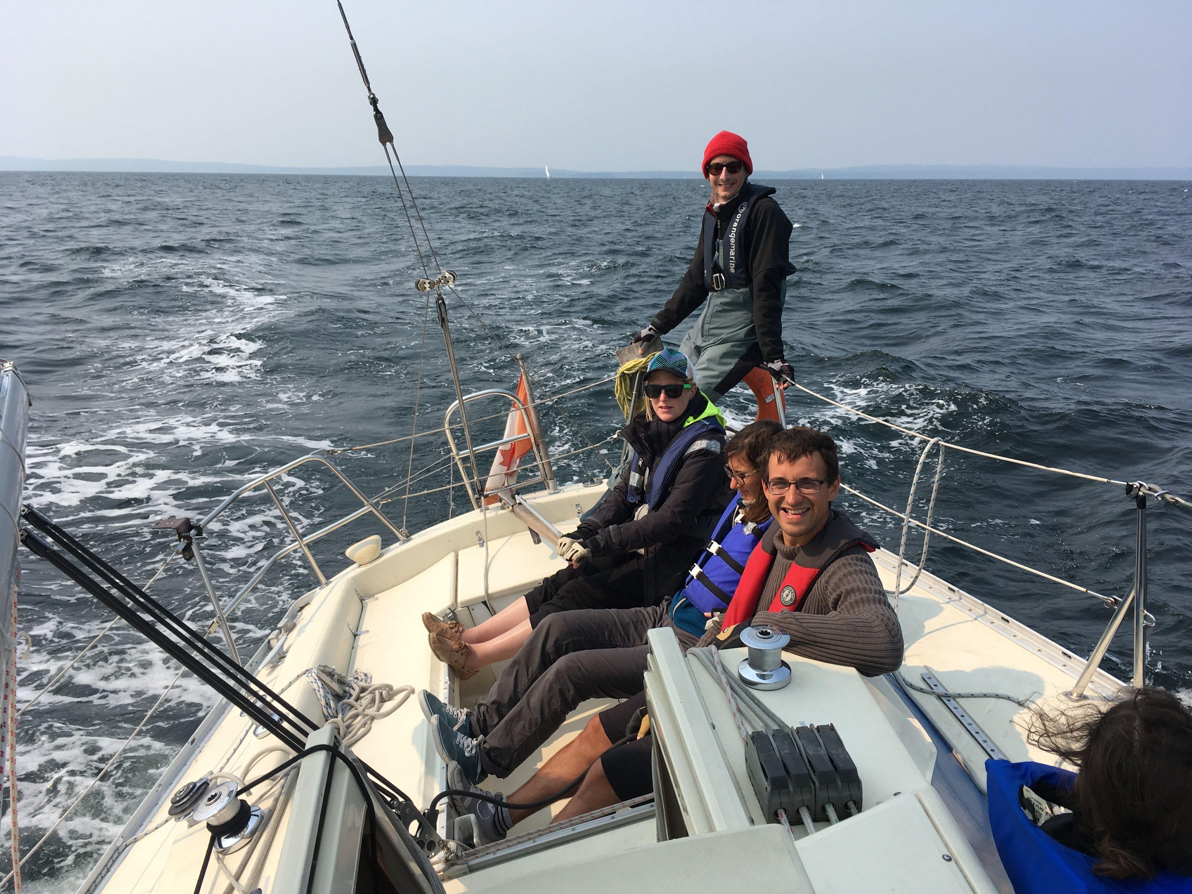 The JIB SET Sailing Club Meetup Group