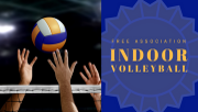 Photo for Indoor Volleyball at TJ Rec Center RSVP limit 12 people Skill BB-A May 1 2019