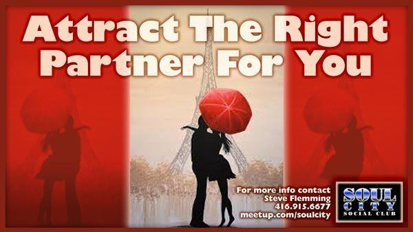 Attract the Right Partner for You!