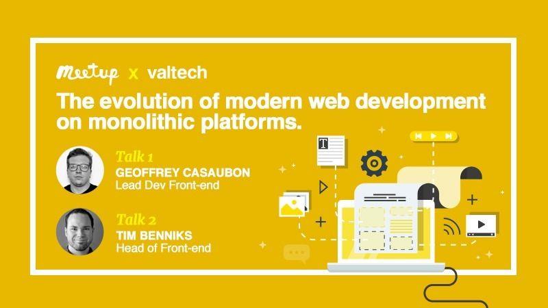 Meet up at Valtech