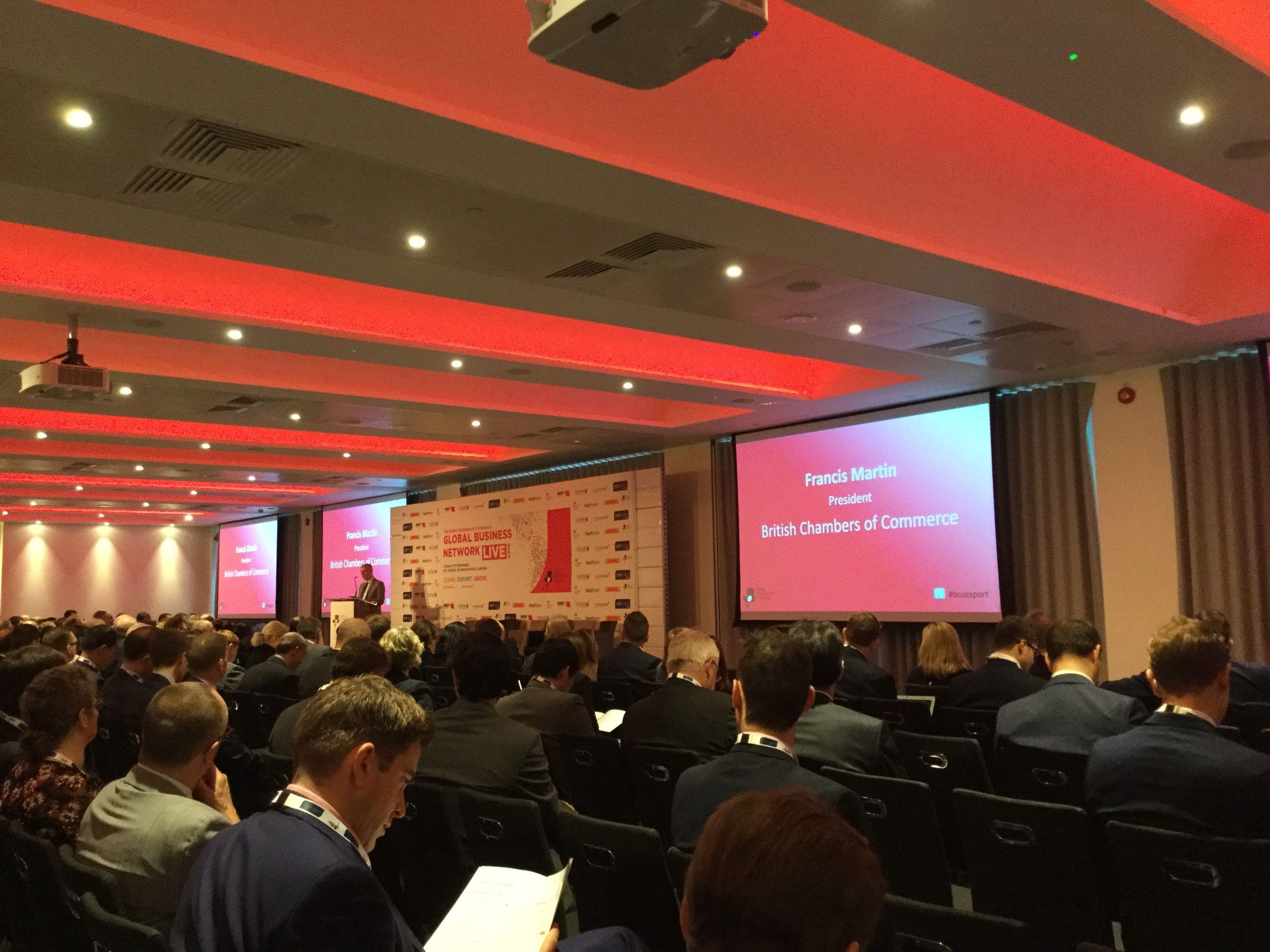 UK Business meeting