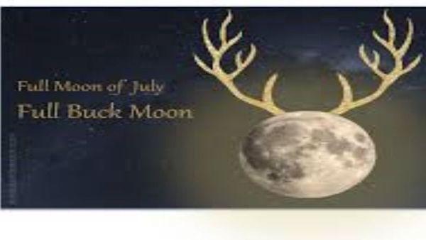 Full Buck Moon Drumming | Meetup