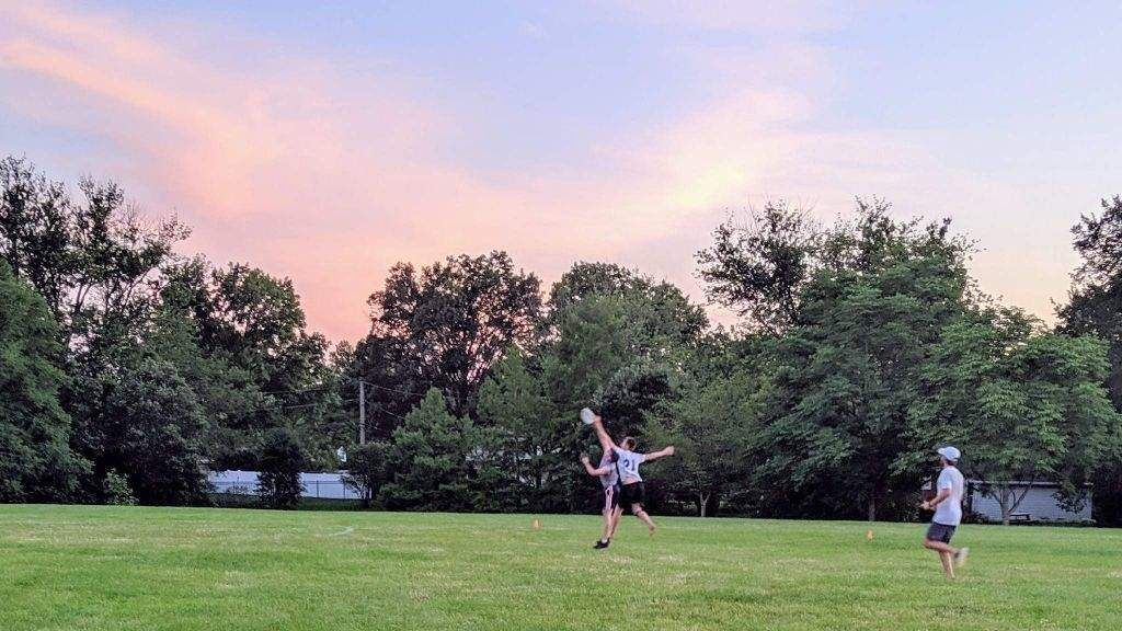 Pickup Ultimate Frisbee - Downers Grove